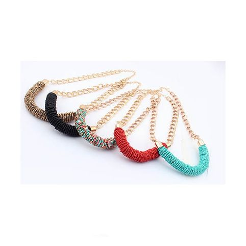 Ожерелье Бижутерия