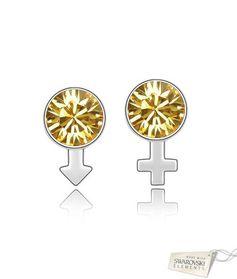 Unisex 072438 кристаллы Swarovski