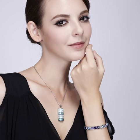 Подвеска Swarovski® Elements
