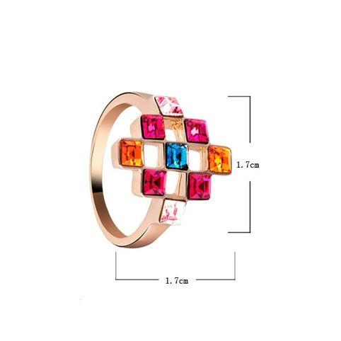 Кольцо Swarovski® Elements