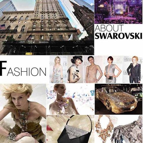 Swan   кристаллы Swarovski Swarovski® Elements