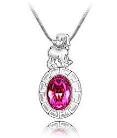 Собака  кристаллы Swarovski