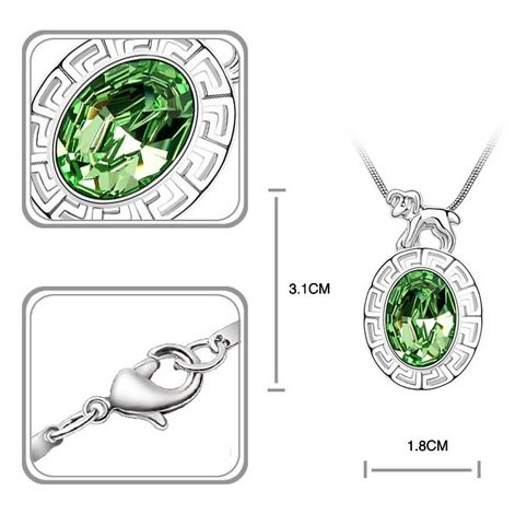 Овен  с кристаллами Swarovski Swarovski® Elements