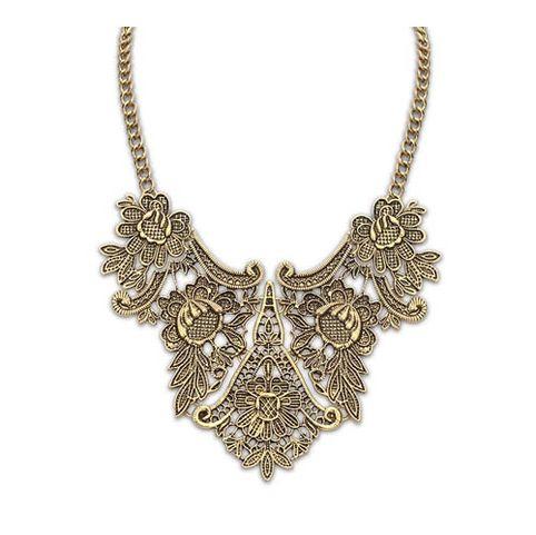 Ожерелье Металлические