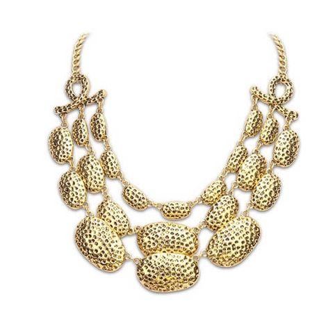 Ожерелья Металлические