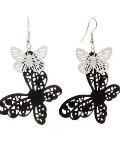 Серьги Бабочки 5031033