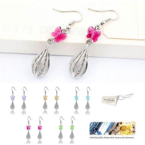 Stylish butterfly кристаллы Swarovski Swarovski® Elements
