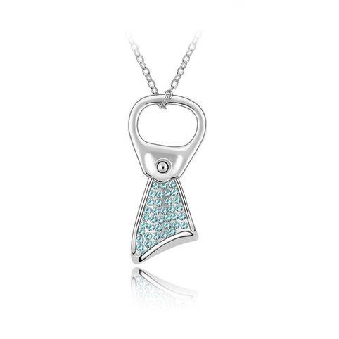 Stylish pendant   с кристаллами Swarovski Swarovski® Elements