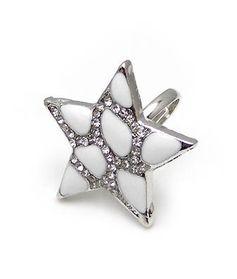 Flash diamond ring