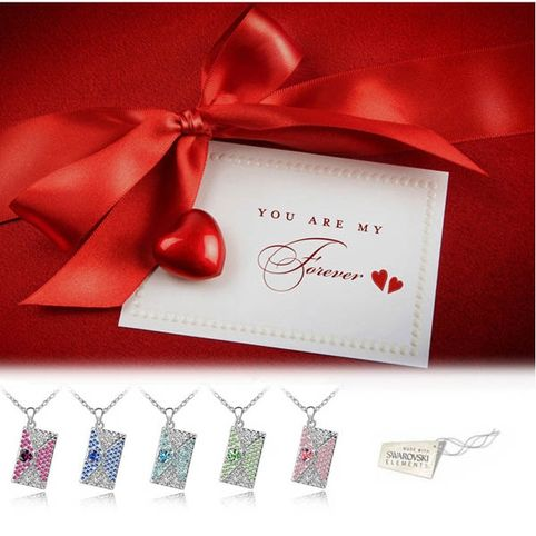 Love Letter кристаллы Сваровски Swarovski® Elements