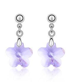 Delicate flower кристаллы Сваровски