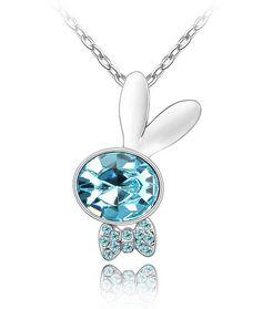 Stylish Hare  кристаллы Swarovski