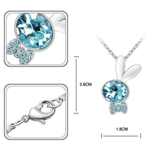 Stylish Hare  кристаллы Swarovski Swarovski® Elements