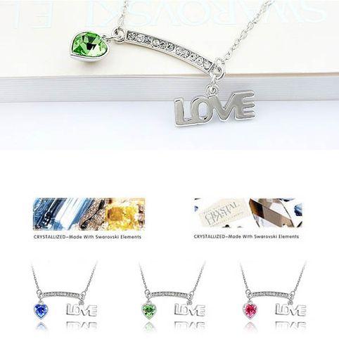 Love   кристаллы Swarovski Swarovski® Elements